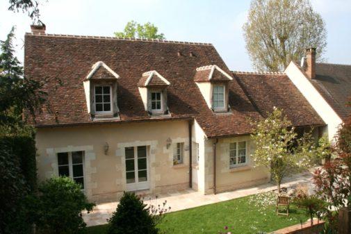 Serge gautier maitre d 39 uvre qualifi pour de belles maisons de charme - Les maisons gautier ...