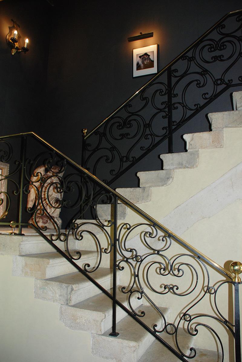 ambiances cosy chics cocooning dans des maisons de charme serge gautier. Black Bedroom Furniture Sets. Home Design Ideas