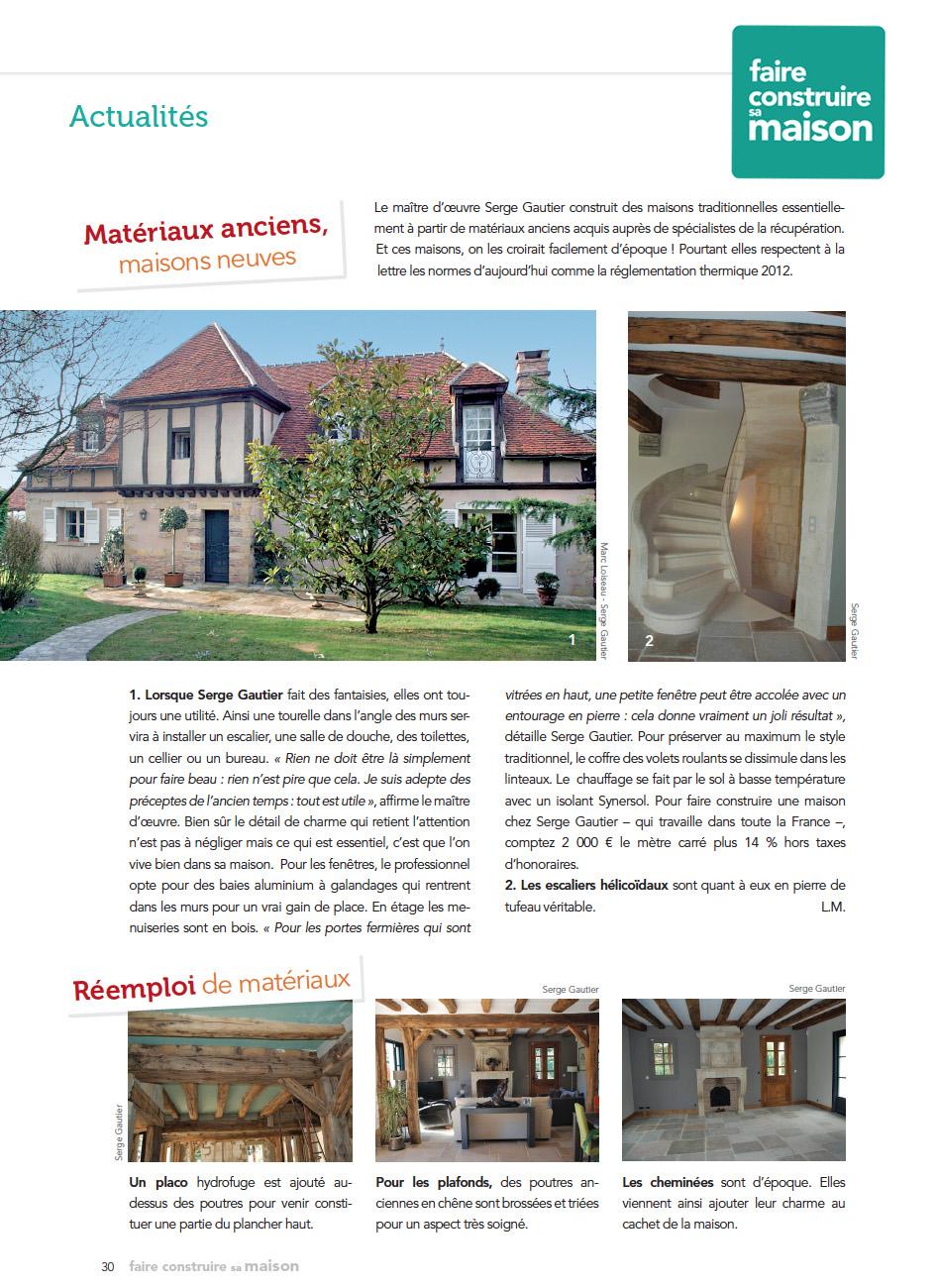 les mat riaux pour construire une maison ventana blog. Black Bedroom Furniture Sets. Home Design Ideas