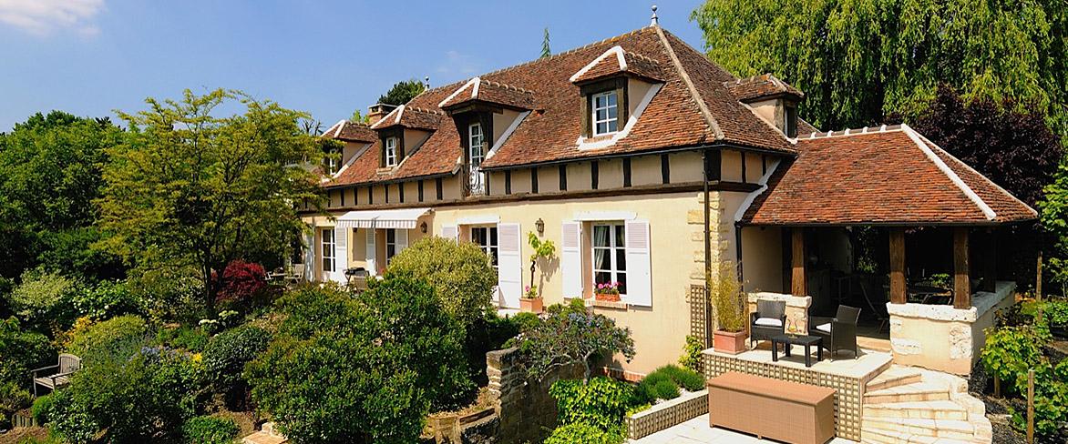 Serge gautier maitre d 39 uvre qualifi pour de belles maisons de charme - Les plus belles renovations de maisons ...