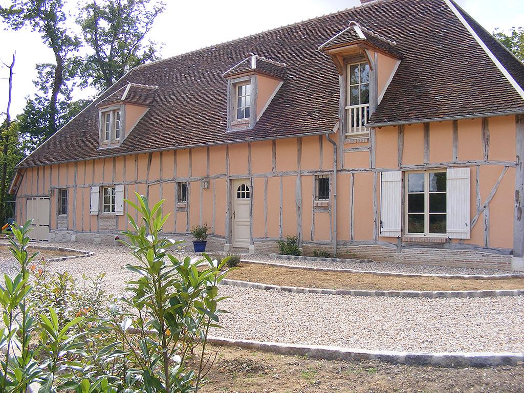Constructions dans les r gions et maisons de campagne serge gautier - Les maisons gautier ...